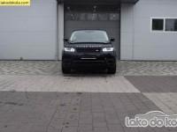 Polovni automobil - Land Rover Range Rover Sport Land Rover Range Rover Sport AUTOBIOGRAPHY