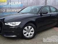 Polovni automobil - Audi A6 2.0 tdi Led Navy