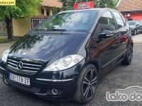 Polovni automobil - Mercedes Benz A 180 Mercedes Benz A 180 Avantgarde