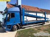 Polovno teretno vozilo preko 7.5 tona - Iveco eurocargo