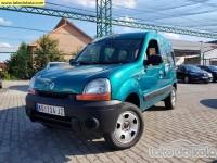 Polovno lako dostavno vozilo - Renault kangoo 1.9d 4x4