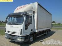 Polovno lako dostavno vozilo - Iveco eurocargo 80E17