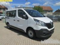 Polovno lako dostavno vozilo - Renault trafic 1.6 dci Passenger