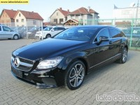 Polovni automobil - Mercedes Benz 123 Mercedes Benz CLS 220 CDI Bluetec