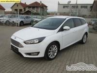 Polovni automobil - Ford Focus 1.6 TDCI Van 4sedišta