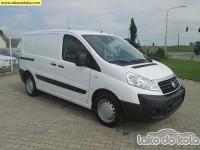 Polovno lako dostavno vozilo - Fiat scudo 1.6 Mjet