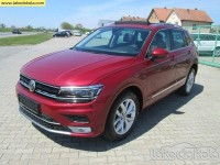 Polovni automobil - Volkswagen Tiguan 2.0 TDI 4motion 190