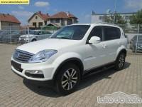 Polovni automobil - SsangYong Rexton 2.0E-Xdi 4x4 Limited