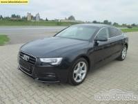Polovni automobil - Audi A5 2.0 TDI DSG quattro