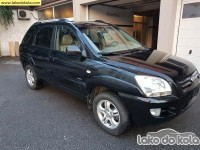 Polovni automobil - Kia Sportage 2.0 B