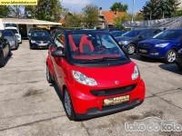 Polovni automobil - Smart ForTwo CABRIO MHD AUT