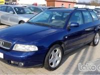 Polovni automobil - Audi A4 1.9 TDI 2001.