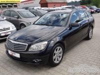 Polovni automobil - Mercedes Benz C 200 Mercedes Benz C 200 cdi Elegance