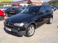 Polovni automobil - BMW X3 2.0D X-DRIVE