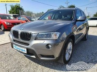 Polovni automobil - BMW X3 2.0 D X DRIVE