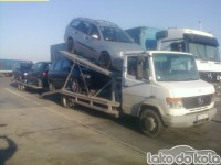 Polovno teretno vozilo do 7.5 tona - Mercedes Benz 814