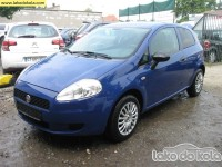 Polovni automobil - Fiat Grande Punto Grande Punto 1.3MJet  VAN