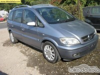 Polovni automobil - Opel Zafira 1,6 16V