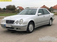 Polovni automobil - Mercedes Benz E 220 Mercedes Benz E 220 2.2 CDIA KC IJA