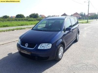Polovni automobil - Volkswagen Touran 1.9 TDIA K C I J A