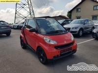 Polovni automobil - Smart ForTwo cabrio