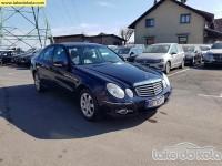 Polovni automobil - Mercedes Benz 123 Mercedes Benz E 200 cdi