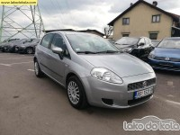 Polovni automobil - Fiat Punto 1.3 mjt