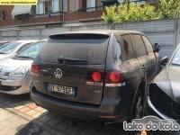 Polovni automobil - Volkswagen Touareg KREDlTI BEZ UČEŠĆA 2009.