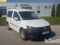 Polovni automobil - Volkswagen Caddy 2.0 TDI 4Motion 2017.
