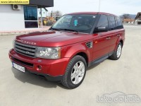 Polovni automobil - Land Rover Range Rover Sport Land Rover Range Rover Sport 2.7 HSE 2005.
