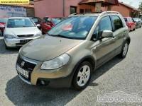 Polovni automobil - Fiat Sedici 1.9 Multijet 2008.