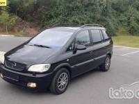 Polovni automobil - Opel Zafira 2.0 DTi 2002.