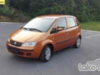 Polovni automobil - Fiat Idea 1.3 Mjet 2003.