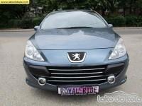 Polovni automobil - Peugeot 307 1.6hdi nov nov 2007.