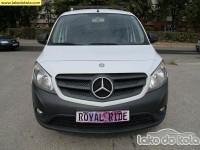 Polovni automobil - Mercedes Benz CITAN Mercedes Benz 1.5 cdi 2013.