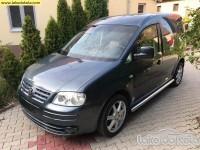Polovno lako dostavno vozilo - Volkswagen Caddy 1.9TDI