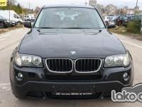 Polovni automobil - BMW X3 2.0 d 4x4 2008.