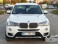 Polovni automobil - BMW X3 2,0 Xdrive 2015.