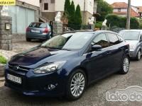 Polovni automobil - Ford Focus 1.6TDCI TITANIUM 2011.