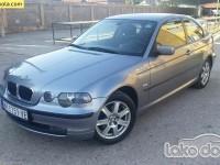 Polovni automobil - BMW 318 1.6 COMPACT 2003.