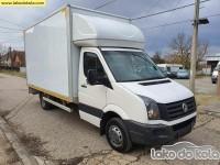 Polovno lako dostavno vozilo - Volkswagen crafter 2.0 bi tdi