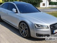 Polovni automobil - Audi A8 3.0TDI quattro 2014.