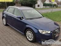 Polovni automobil - Audi A3 1.6tdi 2014.