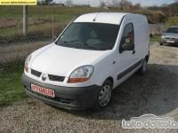 Polovno lako dostavno vozilo - Renault kangoo 1.5 dci