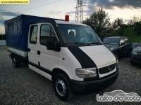 Polovno lako dostavno vozilo - Opel movano 2.2DTI MAKSI