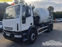 Polovno teretno vozilo preko 7.5 tona - Iveco EuroCargo 260E28
