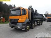 Polovno teretno vozilo preko 7.5 tona - Mercedes Benz Axor 3236