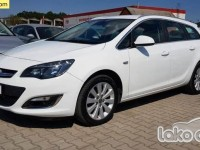 Polovni automobil - Opel Astra J Astra J 1.7 CDTI 2014.
