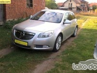 Polovni automobil - Opel Insignia 2.0 CDTI ecoflex 2011.