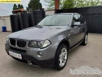 Polovni automobil - BMW X3 2.0D X DRIVE 2009.